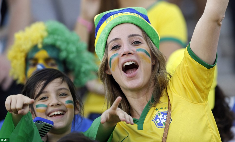 World Cup 2014 Brazil Opening