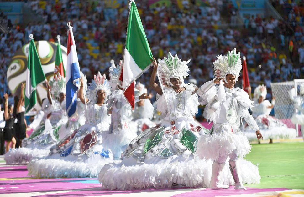 Worldcup 2014 Closing Ceremony