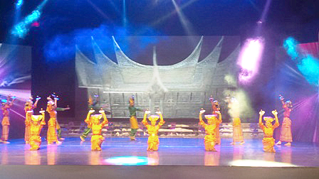 Indonesian Night 2014 Guangzhou