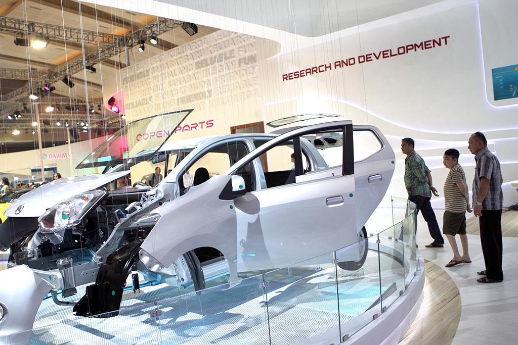 Indonesia Motor Show 2014