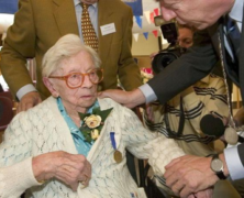 Hints to Longevity in Blood of 115-year-old woman