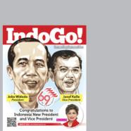 IndoGo! Magazine August 2014