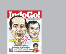 IndoGo! Magazine August 2014
