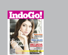 IndoGo! Magazine March 2014