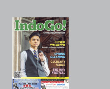 IndoGo! Magazine March 2015